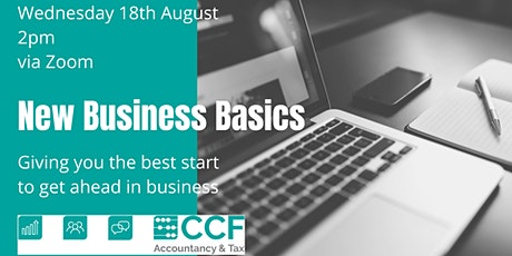 New Business Basics tickets