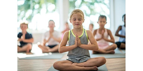 Art, Meditation and Movement (for school years 3-6) - IN PERSON tickets