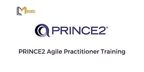 PRINCE2 Agile Practitioner 3 Days Virtual Training in Frankfurt tickets
