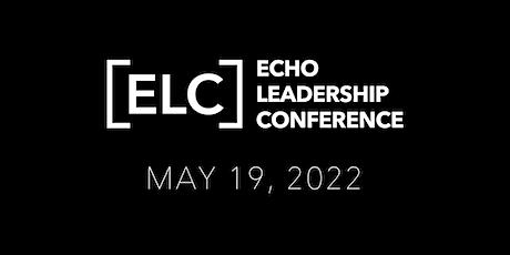 Echo Leadership Conference 2022 tickets