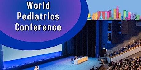 World Pediatrics Conference tickets