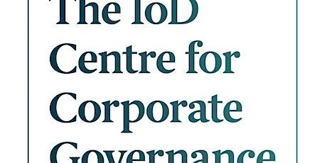Amending UK Company Law for a Regenerative Economy tickets