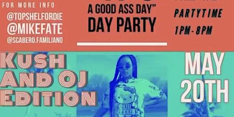 Day Party (KushN'OJ Brunch) tickets