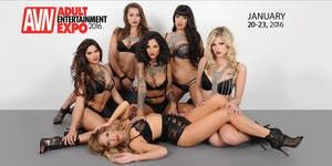 AVN Adult Entertainment Expo January 20 - 23, 2016