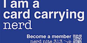2015 Nerd Nite 313 Membership - Buy 2 events, get 1...