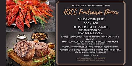 HSCC Fundraiser Dinner tickets