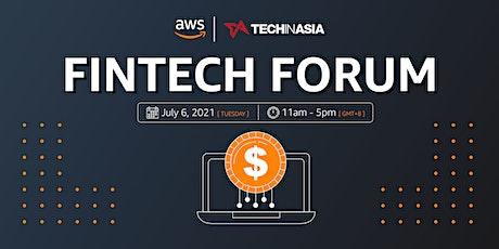 Fintech Forum tickets