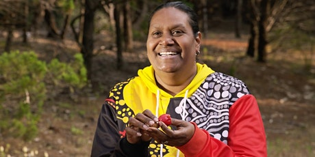 NAIDOC Week 2021- Cooking with native spices workshop- Adult Event tickets