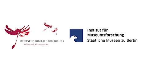 DDB-Museumsworkshop Baden-Württemberg, online tickets