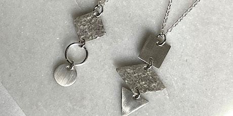 Silver Pendant Necklace Workshop tickets