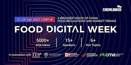 ChemLinked Food Digital Week tickets