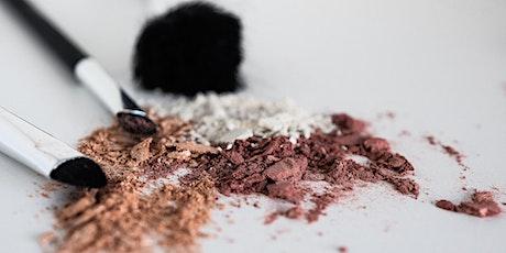 """Basis minerale make-up workshop """"haal het beste uit jezelf""""! tickets"""