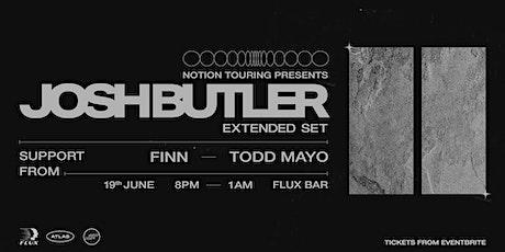 Josh Butler - Extended Set , Christchurch tickets