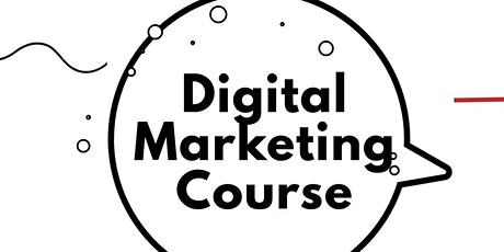 Digital Marketing Training with Certificate of Completion tickets