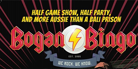 Bogan Bingo @ Hartfield Golf Club tickets