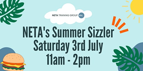 NETA Summer Sizzler 2021 tickets
