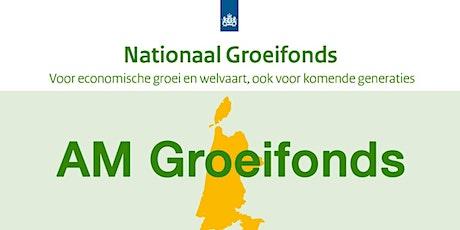AM Groeifonds Sessie voor Noord-Holland tickets