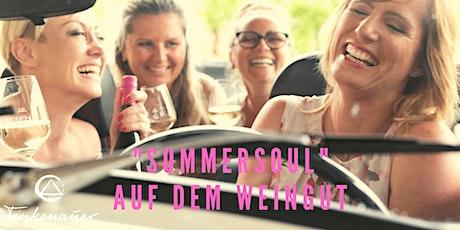 Summer Soul 2021 im Weingut Tickets