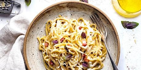 Italiensk matlagningskurs Stockholm | Vasastan matstudio Den 16 Juli tickets