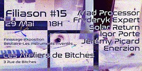 Finissage Exposition Bestiaire - Filiason #15 tickets