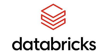 4 Weekends Databricks Data Engineering Training course Mexico City entradas