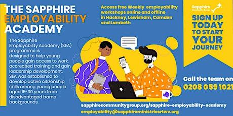 Employability Workshops  by Danone tickets