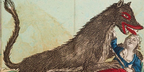 Children of the Night: The History of the Wolf in Britain – Derek Gow/ Zoom tickets