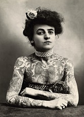 Tattoo: An Art History – Dr Matt Lodder – Zoom lecture tickets
