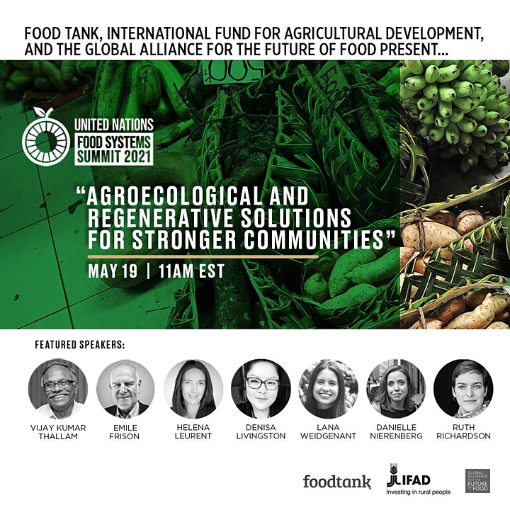Special Series: 25+ Members of the UN Food Systems Champions Network image