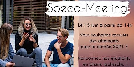 Speed-Meeting de l'alternance billets