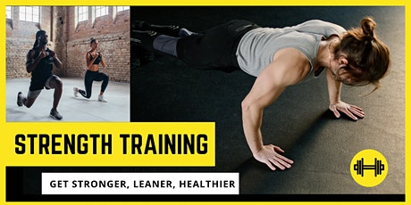 Get Fit In Strength Training tickets