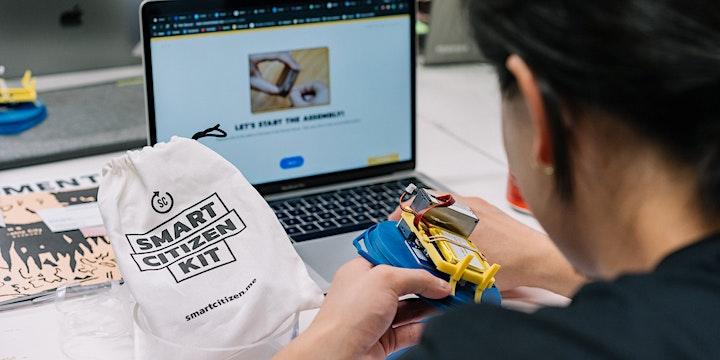 Smart Citizen Fab City Kit: 6-Week Training image
