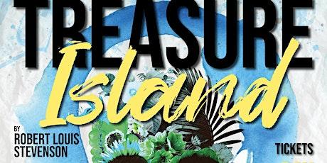 Half Cut Theatre's Treasure Island @ The Jolly Waggoner tickets