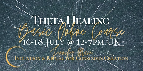 Theta Healing Basic Online Course Tickets