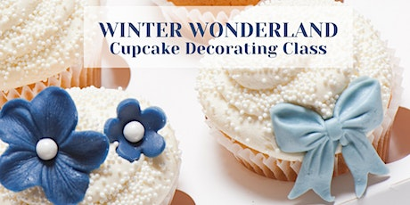 Cupcake Decorating Class for Kids & Adults tickets