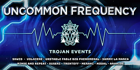Uncommon Frequency tickets