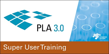 PLA 3.0 Super User Training, virtual (Aug31&Sep01, Europe-Mid.East-Africa) tickets