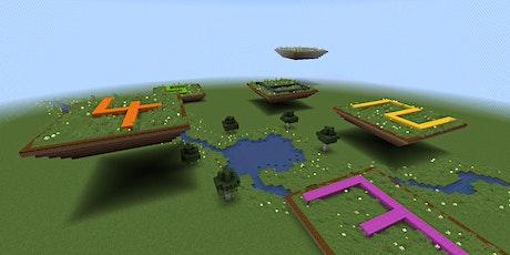 Familien-Workshop: Minecraft - Inselwelten Tickets