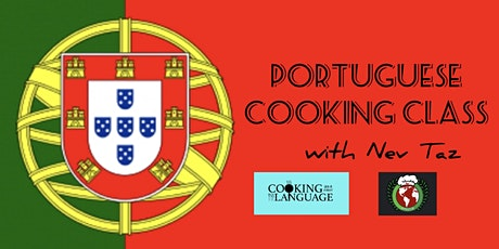 Portuguese Cooking Class tickets