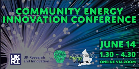 Community Energy Innovation Conference tickets