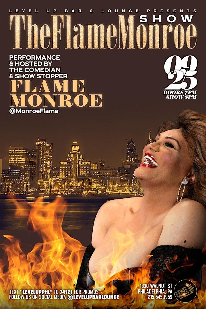 The Flame Monroe Show image