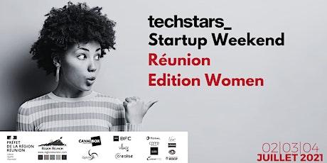 Startup Weekend Women (Réunion) - Du 2 au 4 juillet 2021 billets