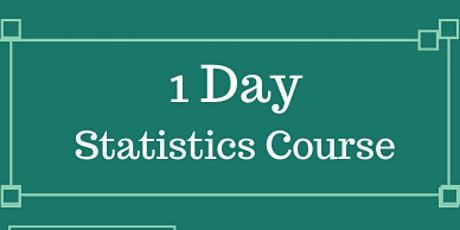 1 Day 11+ Statistics course tickets