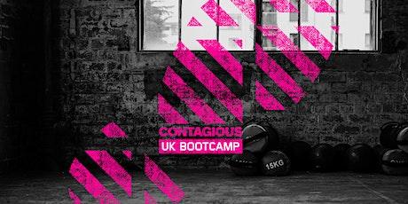 Contagious UK Summer Bootcamp 2021 biglietti