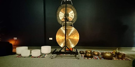Gong Relaxation Experience - Evron Centre Filey tickets