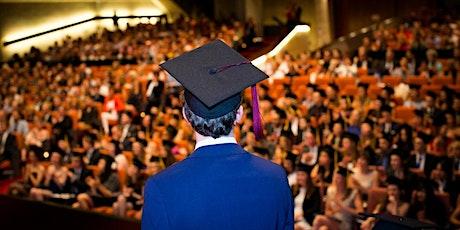AUC Graduation Ceremonies 2021: 6-8 July tickets