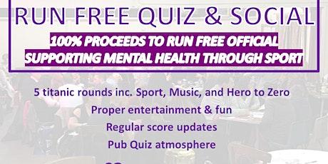 Run Free Quiz Night tickets