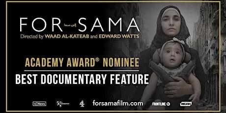 Screening of For Sama tickets