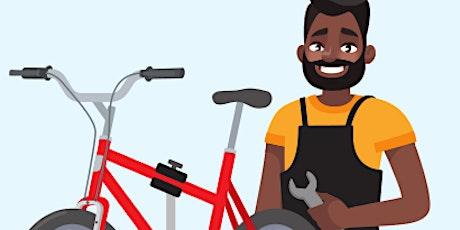 Dr Bike - Free Bike checks & minor repairs tickets