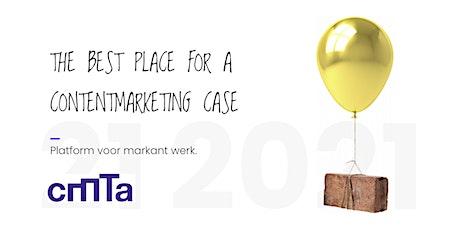 CMTA - contentmarketing topcase avond online tickets